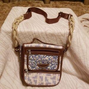 Unionbay Cat Crossbody Purse Bag Handbag